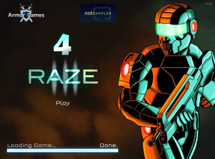 Click to play Raze 4