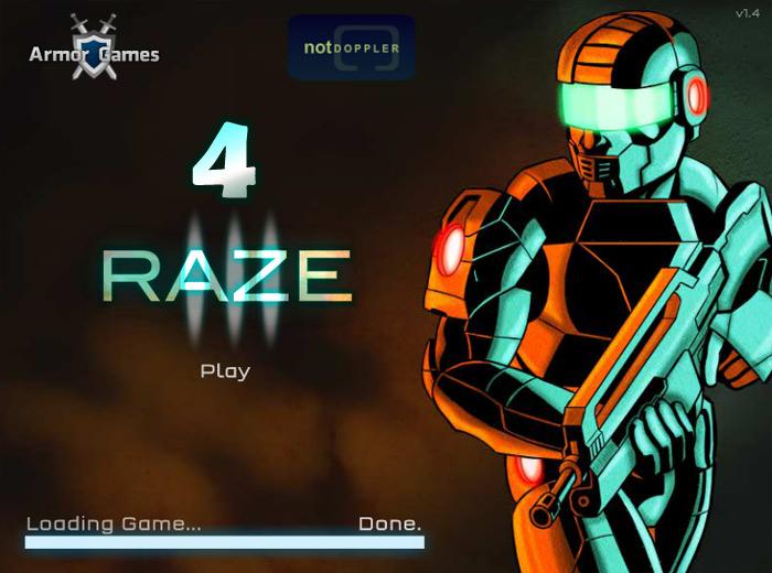 Click to play Raze 4