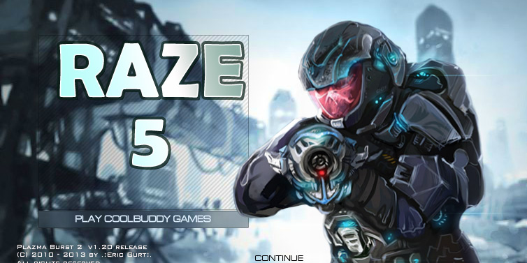 Click to play Raze 5